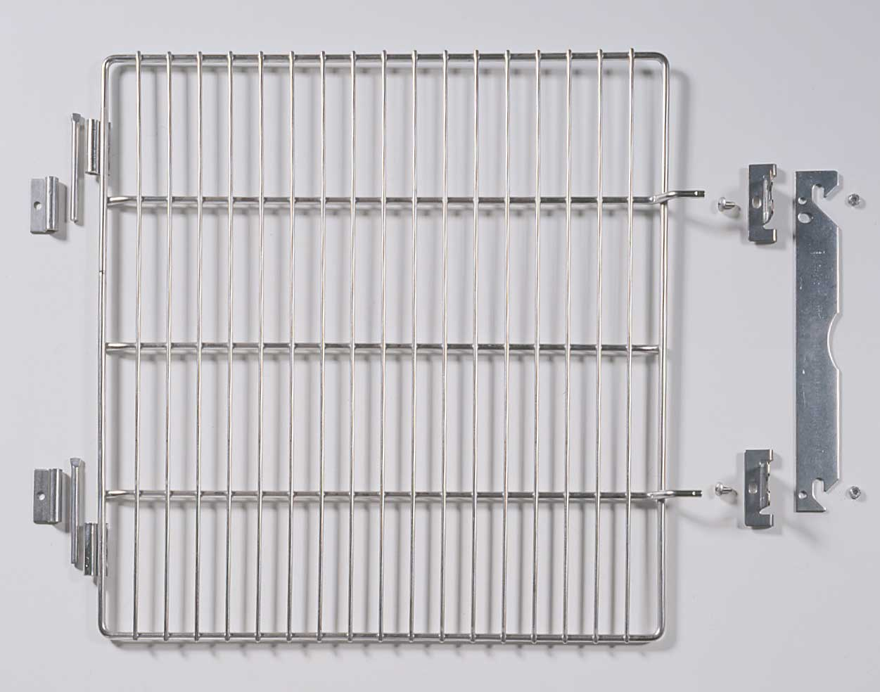 Regal Cage Doors Kits for Customer Built Double Door Cages  sc 1 st  Suburban Surgical & Cage Accessories